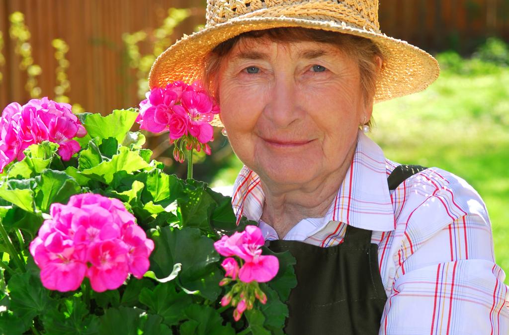 Gardening Tips for Seniors
